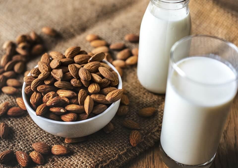 almond & milk
